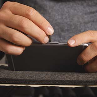 Encontre uma empresa de confiança para assistência técnica para Iphone perdizes