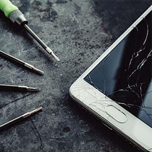 Conserto de tela de celular Samsung preço