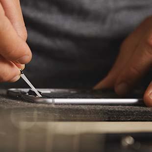 O que fazer na hora do orçamento de conector do Iphone