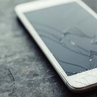 Encontre um lugar para troca vidro Samsung